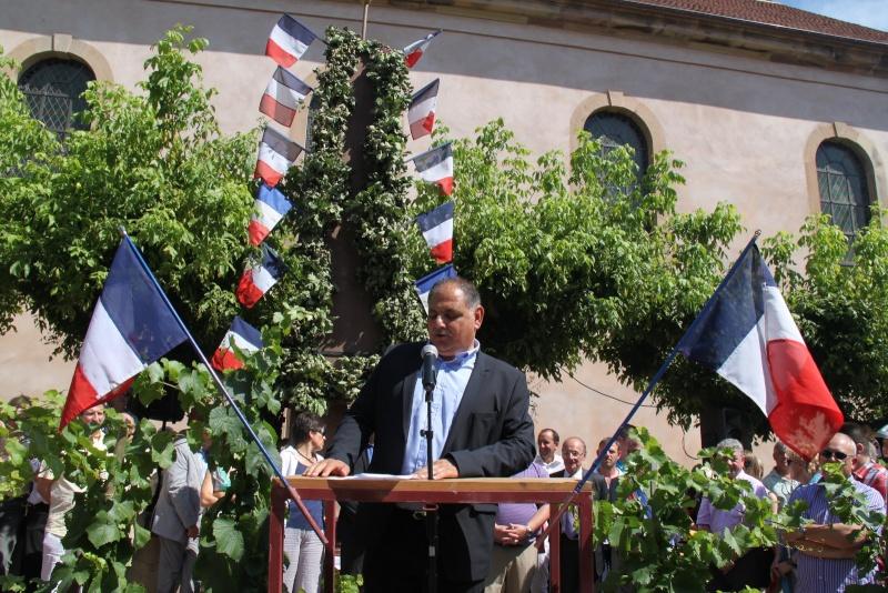 187 ème Fête de la Fontaine à Wangen les 6 & 7 juillet 2014 Img_0558