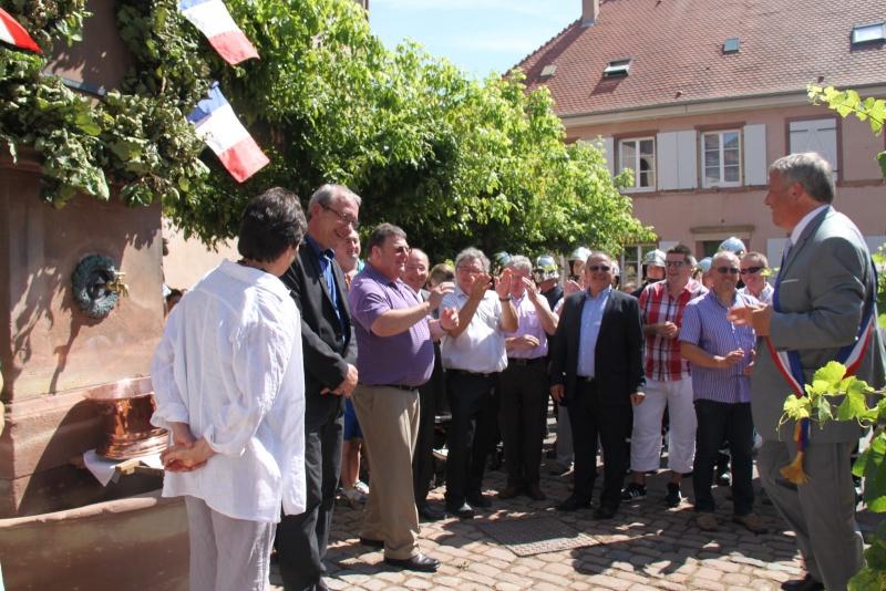 187 ème Fête de la Fontaine à Wangen les 6 & 7 juillet 2014 Img_0610