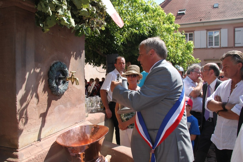 187 ème Fête de la Fontaine à Wangen les 6 & 7 juillet 2014 Img_0612