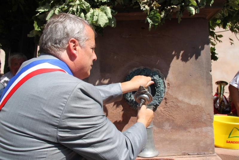 187 ème Fête de la Fontaine à Wangen les 6 & 7 juillet 2014 Img_0614