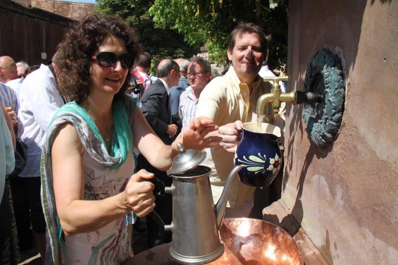 187 ème Fête de la Fontaine à Wangen les 6 & 7 juillet 2014 Img_0642