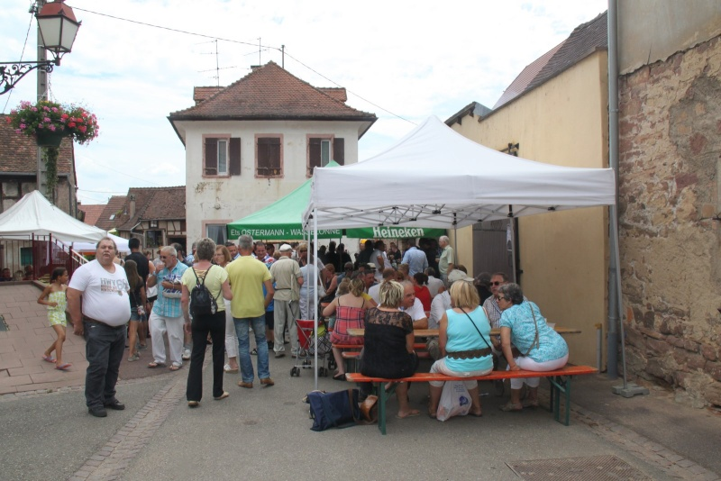 187 ème Fête de la Fontaine à Wangen les 6 & 7 juillet 2014 Img_0731
