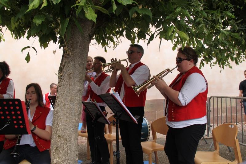 187 ème Fête de la Fontaine à Wangen les 6 & 7 juillet 2014 Img_0740