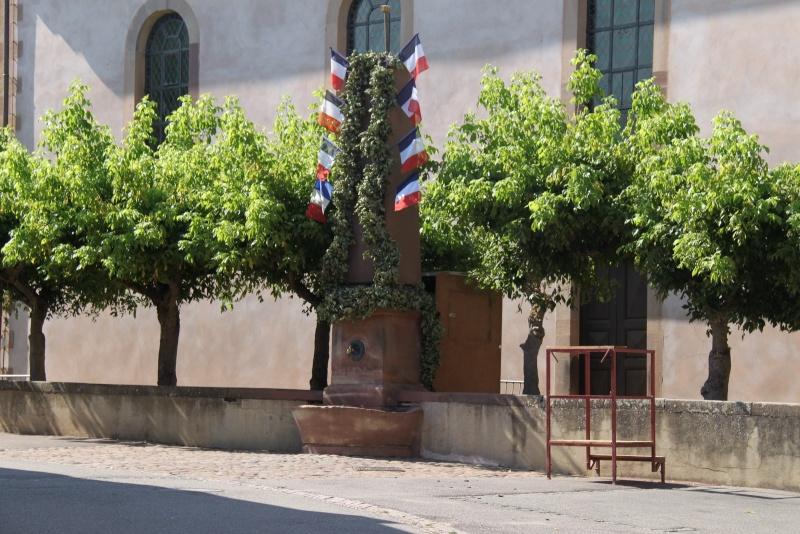 187 ème Fête de la Fontaine à Wangen les 6 & 7 juillet 2014 Img_0750