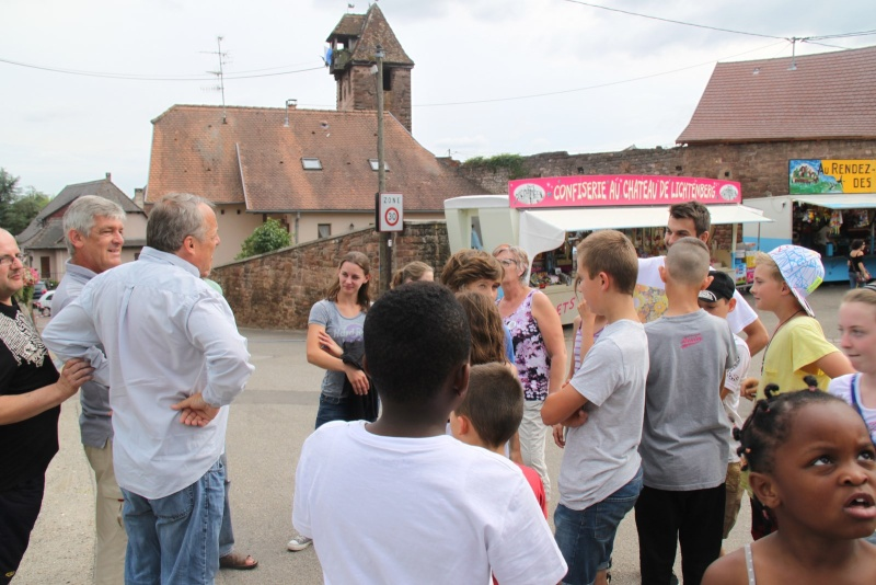 187 ème Fête de la Fontaine à Wangen les 6 & 7 juillet 2014 Img_0830