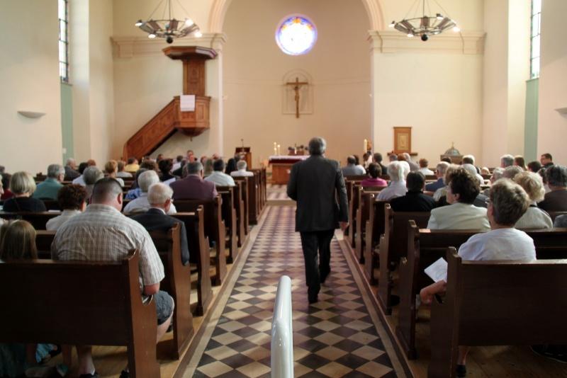 800 ème anniversaire du tympan de l'église simultanée de Wangen,dimanche 7 septembre 2014 Img_2027