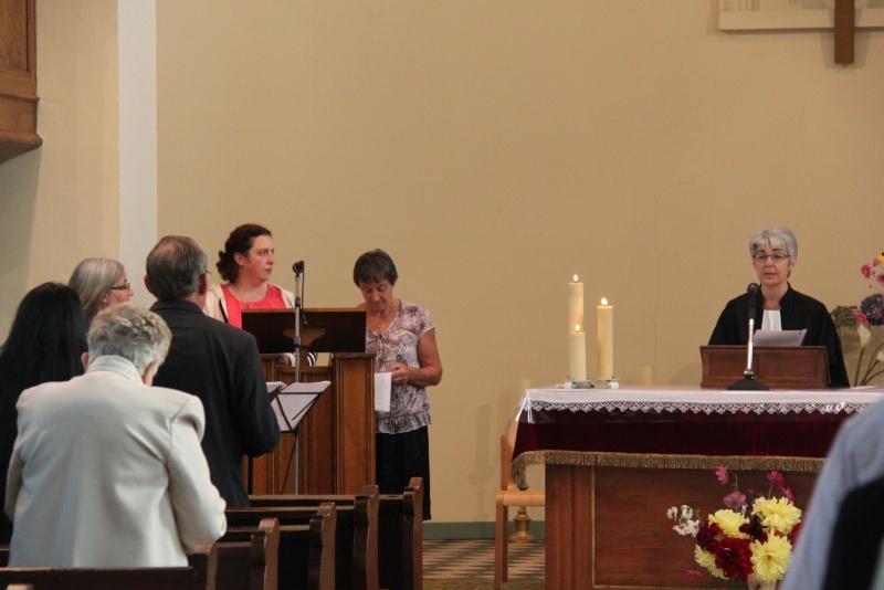 800 ème anniversaire du tympan de l'église simultanée de Wangen,dimanche 7 septembre 2014 Img_2031
