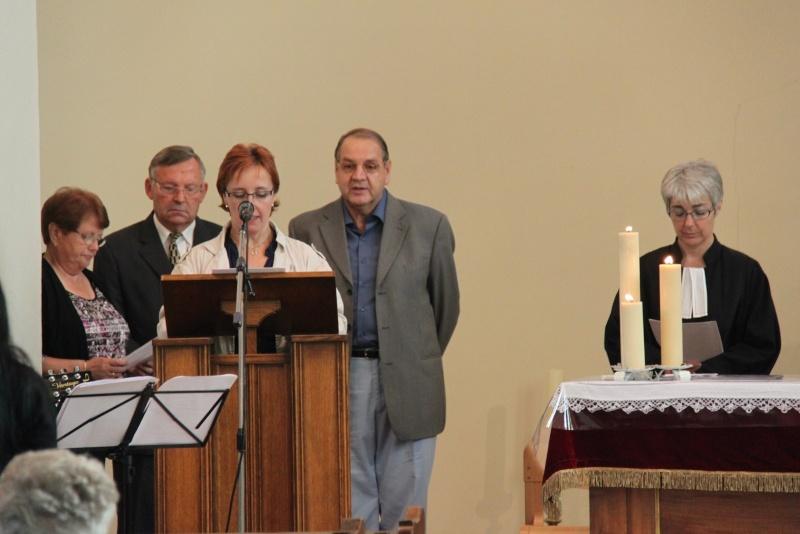 800 ème anniversaire du tympan de l'église simultanée de Wangen,dimanche 7 septembre 2014 Img_2118