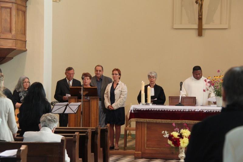 800 ème anniversaire du tympan de l'église simultanée de Wangen,dimanche 7 septembre 2014 Img_2119