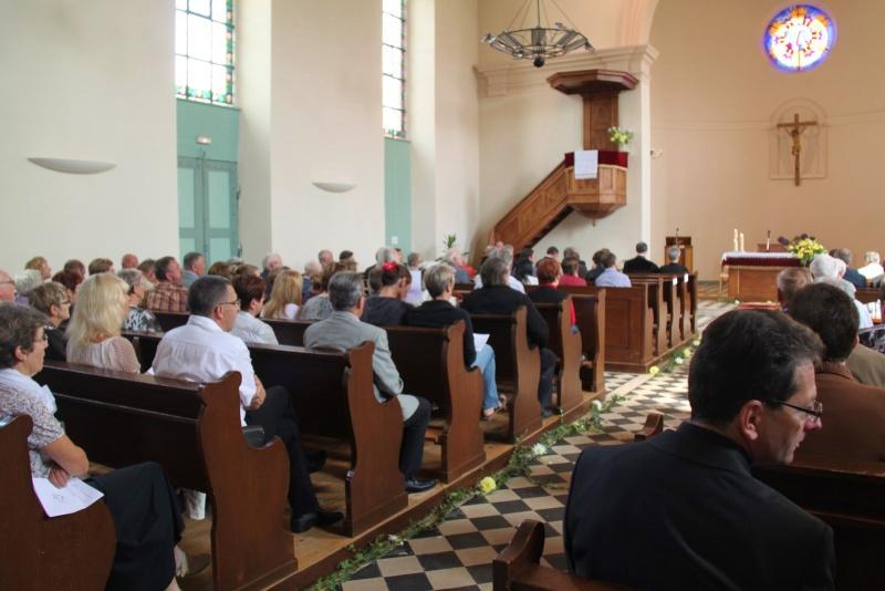 Culte d'installation du pasteur Laurence Hahn,le 14 septembre 2014 à Wangen Img_2210