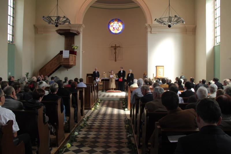 Culte d'installation du pasteur Laurence Hahn,le 14 septembre 2014 à Wangen Img_2218