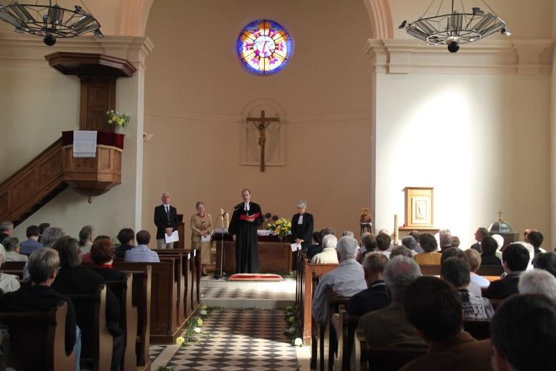 Culte d'installation du pasteur Laurence Hahn,le 14 septembre 2014 à Wangen Img_2219