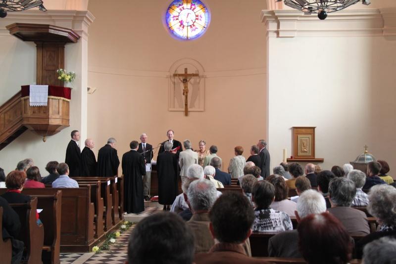 Culte d'installation du pasteur Laurence Hahn,le 14 septembre 2014 à Wangen Img_2221