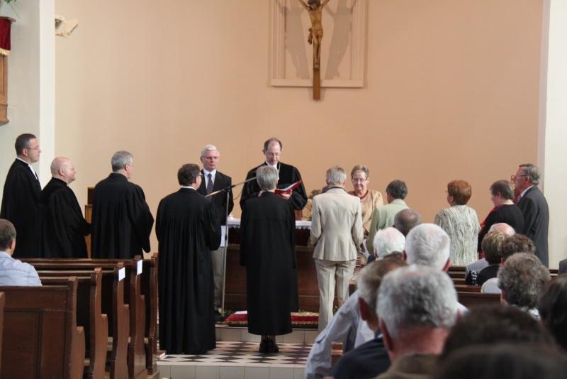 Culte d'installation du pasteur Laurence Hahn,le 14 septembre 2014 à Wangen Img_2222