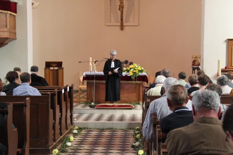Culte d'installation du pasteur Laurence Hahn,le 14 septembre 2014 à Wangen Img_2226