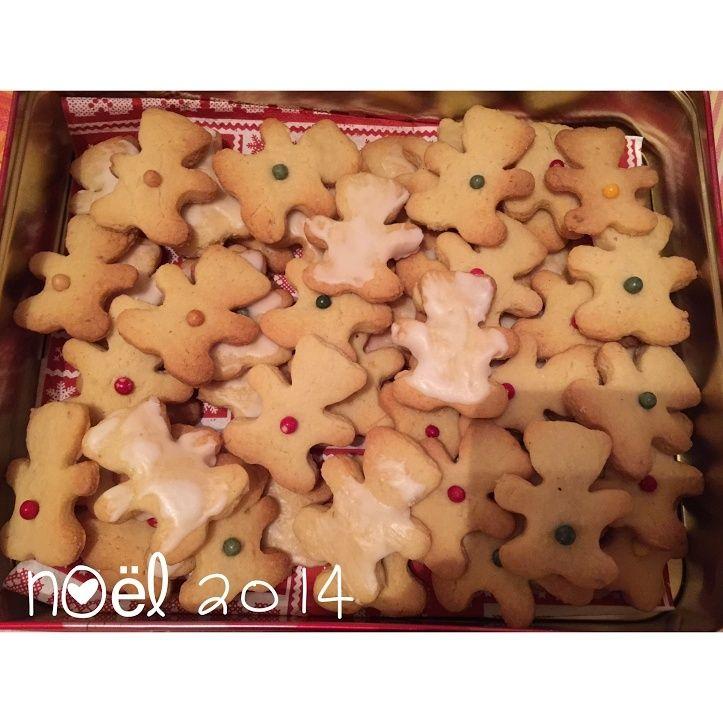 Bredele, petits gâteaux de Noel alsaciens Unname21