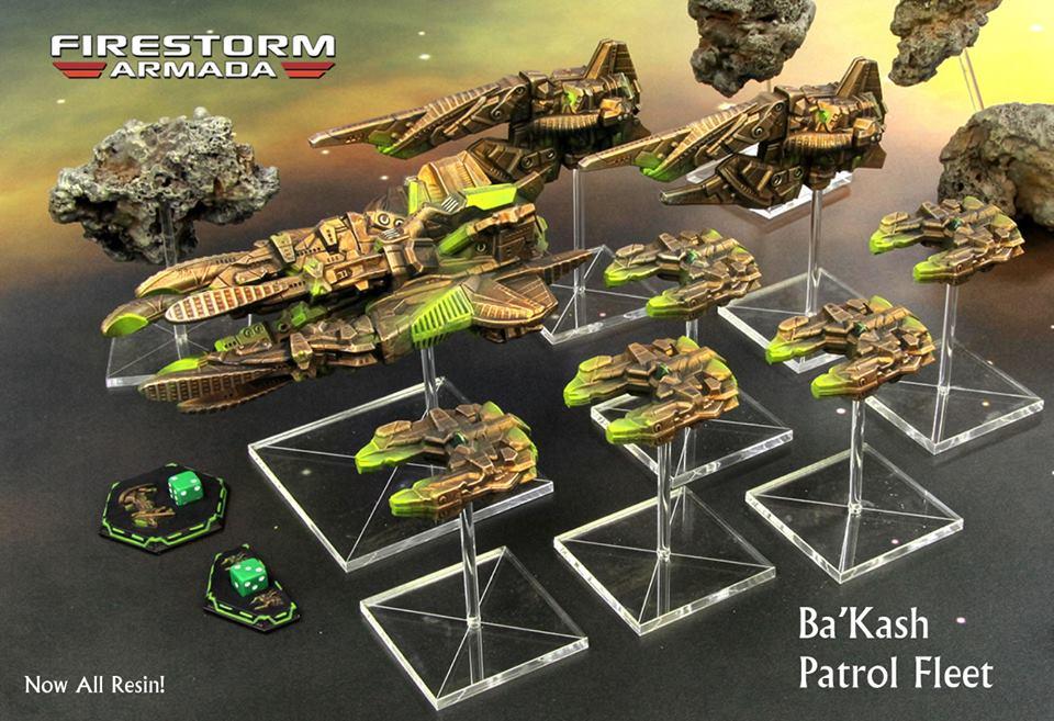 [Vente] Dystopian Wars Starter Prussien + Firestorm Armada Starter Ba'Kash 10557310