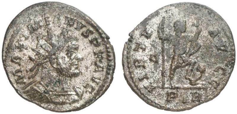 Aureliani pour Trèves de Dioclétien et de ses corégents  - Page 2 11344810