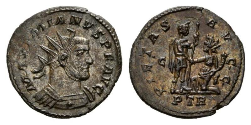 Aureliani pour Trèves de Dioclétien et de ses corégents  - Page 2 17272210