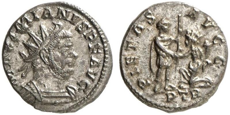 Aureliani pour Trèves de Dioclétien et de ses corégents  - Page 2 21209310