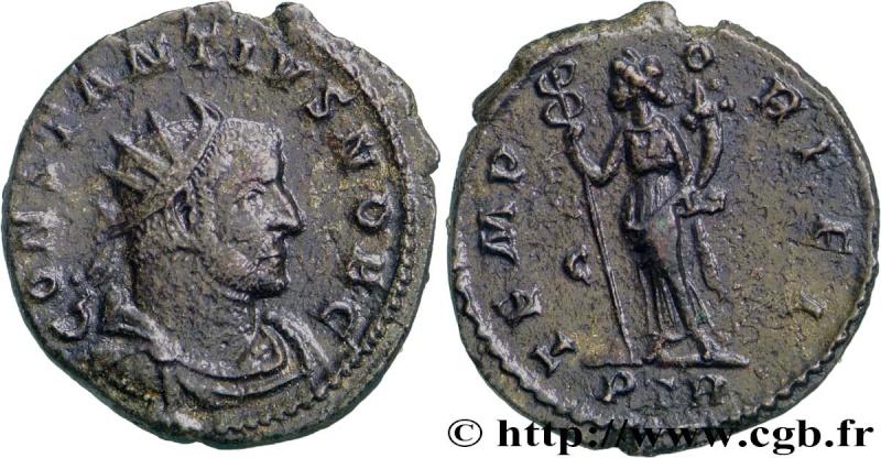 Aureliani pour Trèves de Dioclétien et de ses corégents  - Page 2 46426211