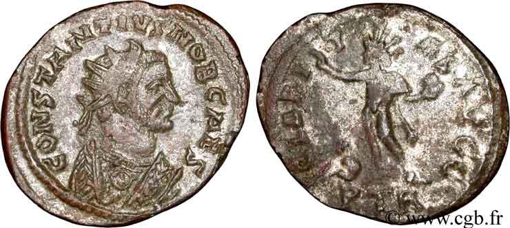 Aureliani pour Trèves de Dioclétien et de ses corégents  - Page 2 4913410