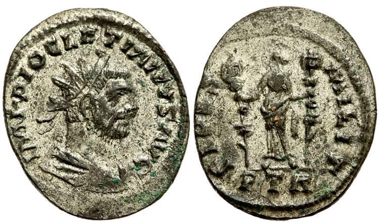 Aureliani pour Trèves de Dioclétien et de ses corégents  - Page 2 79056510
