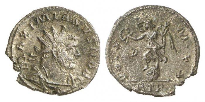 Aureliani pour Trèves de Dioclétien et de ses corégents  - Page 2 85026510