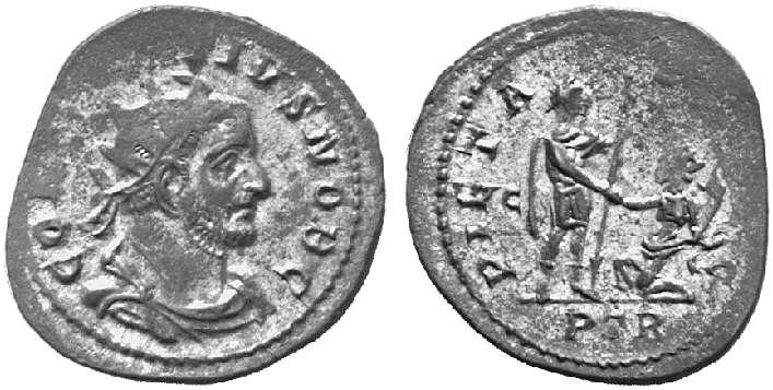 Aureliani pour Trèves de Dioclétien et de ses corégents  - Page 2 8921810