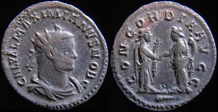 Aureliani de Lyon de Dioclétien et de ses corégents - Page 5 Galere16