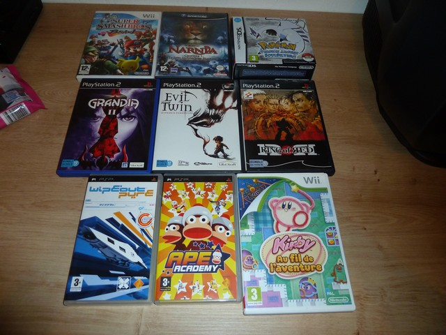 Gameroom B0ya13 ==> goo fullset snes [ MAJ FEVRIER SNES BOXED ] - Page 6 P1030623