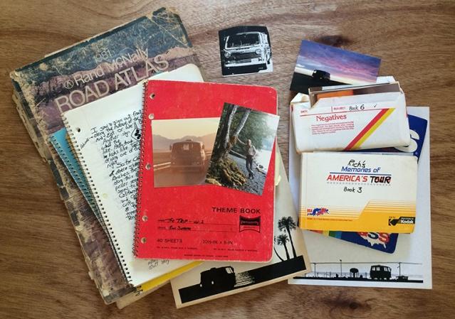 Road Trip in 66 Chevy Van - 30 years ago! Blog_e11