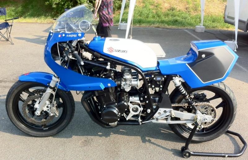 Suzuki gs1000r xr69 endurance replica Sans-t11