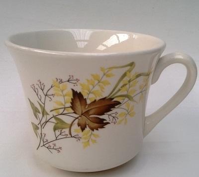 3061 Classique Cup in Autumn Splendour Autumn33