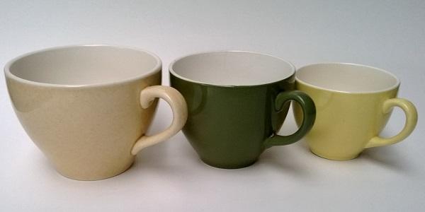 Small Crown Lynn Tulip Cups? Cups10