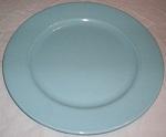 Decorative Touch - Lilac - blue coloured soup dish Decora10