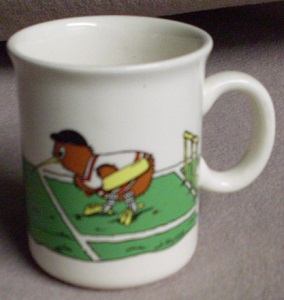 Kiwi Sports Mug Cricket d 84435 and Rugby d84434 Kiwi_s11
