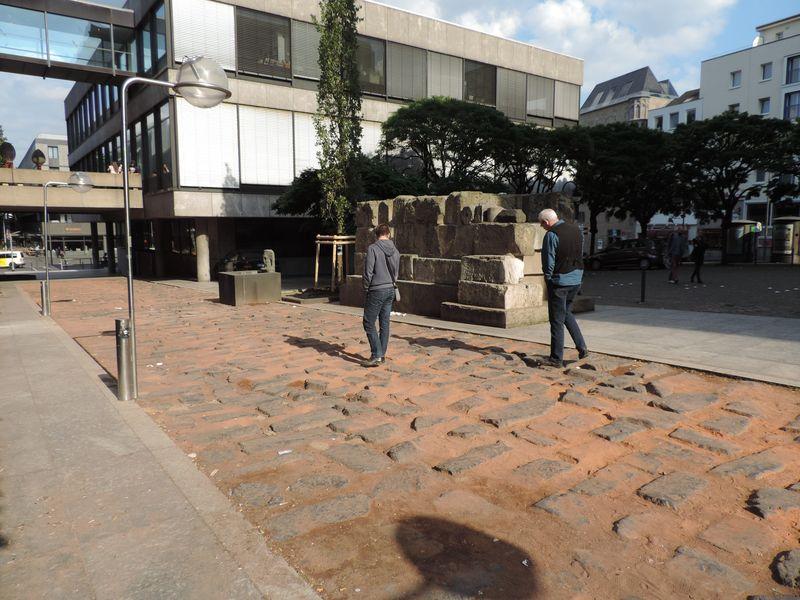 """Archäologischer Park in Xanten - ein """"römischer"""" Rundgang im Mai 1993 Dscn1112"""