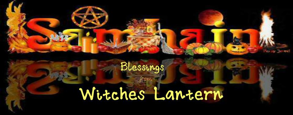 Witches Lantern