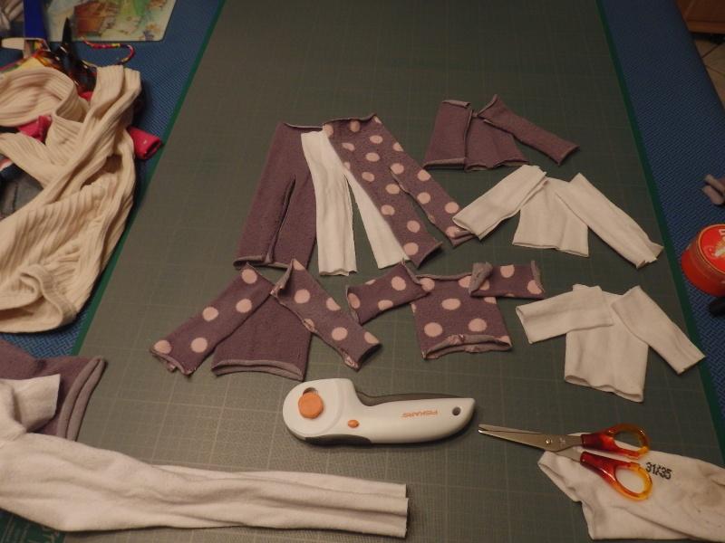 tenues/confections pour poupées disney Pc140010