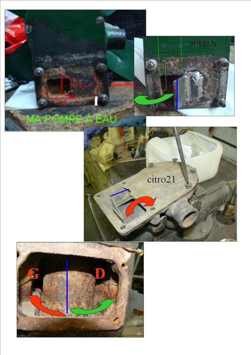 Difusseur pompe a eau Circui11