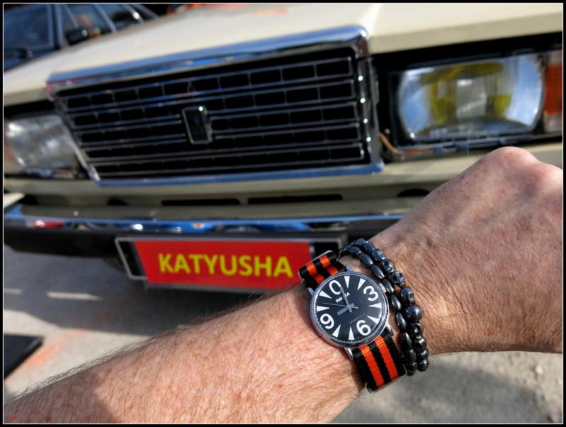 Nos montres avec un objet russe ou soviétique - Page 2 Raketa11