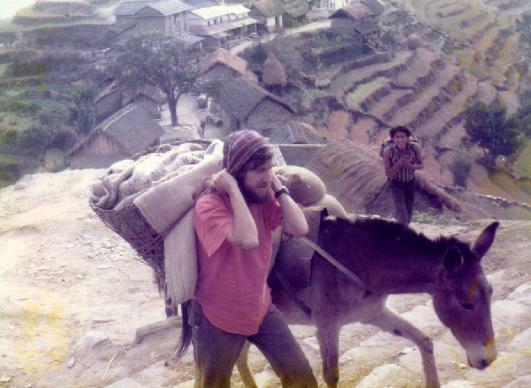 J'ai envie de vous parler de mon voyage au Népal 39852111