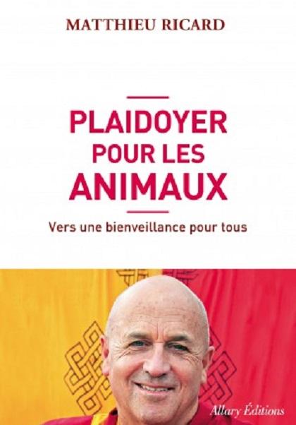 Matthieu Ricard : Plaidoyer pour les animaux Cb636910