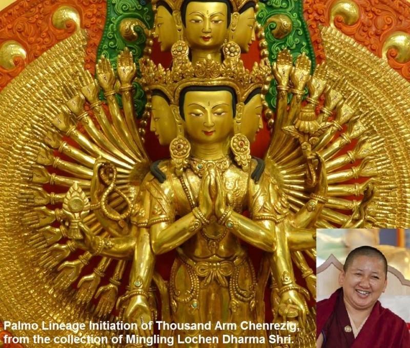 Jetsun Khandro RInpoché à Nyima Dzong 2014 Kandro10