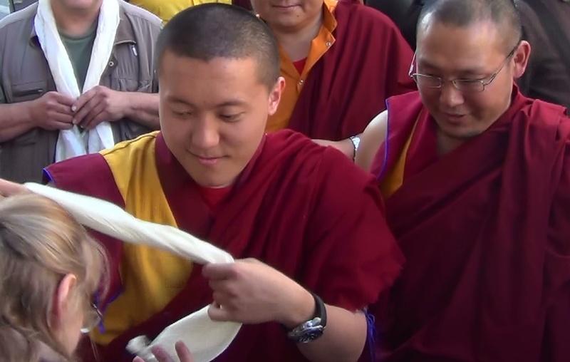 - Visite de Dilgo Khyentsé Yangsi Rinpoché 2014 Yangsi11