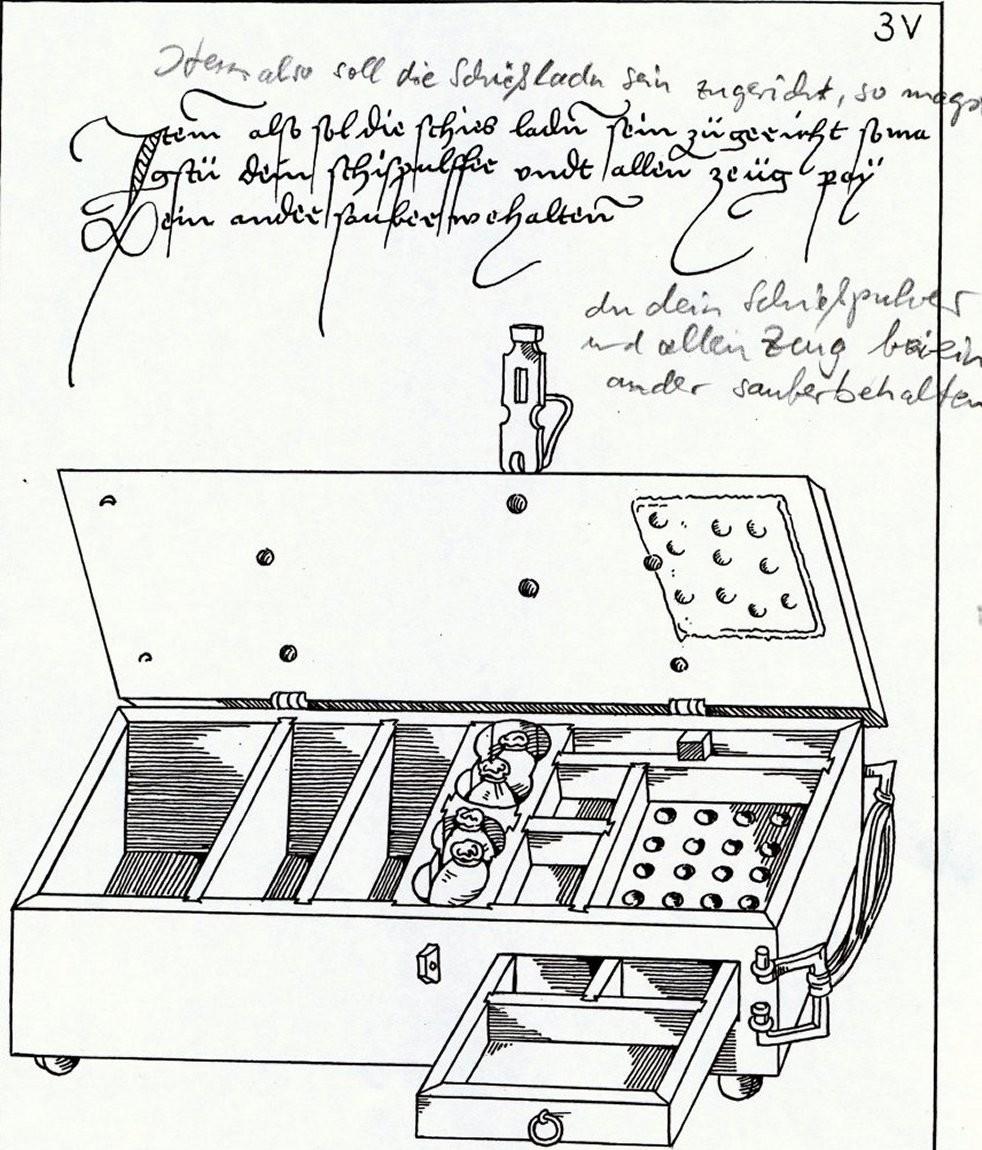 Corne à poudre, sac  à munition, boute feu ... FIN DU MYSTERE ? - Page 2 02_the11