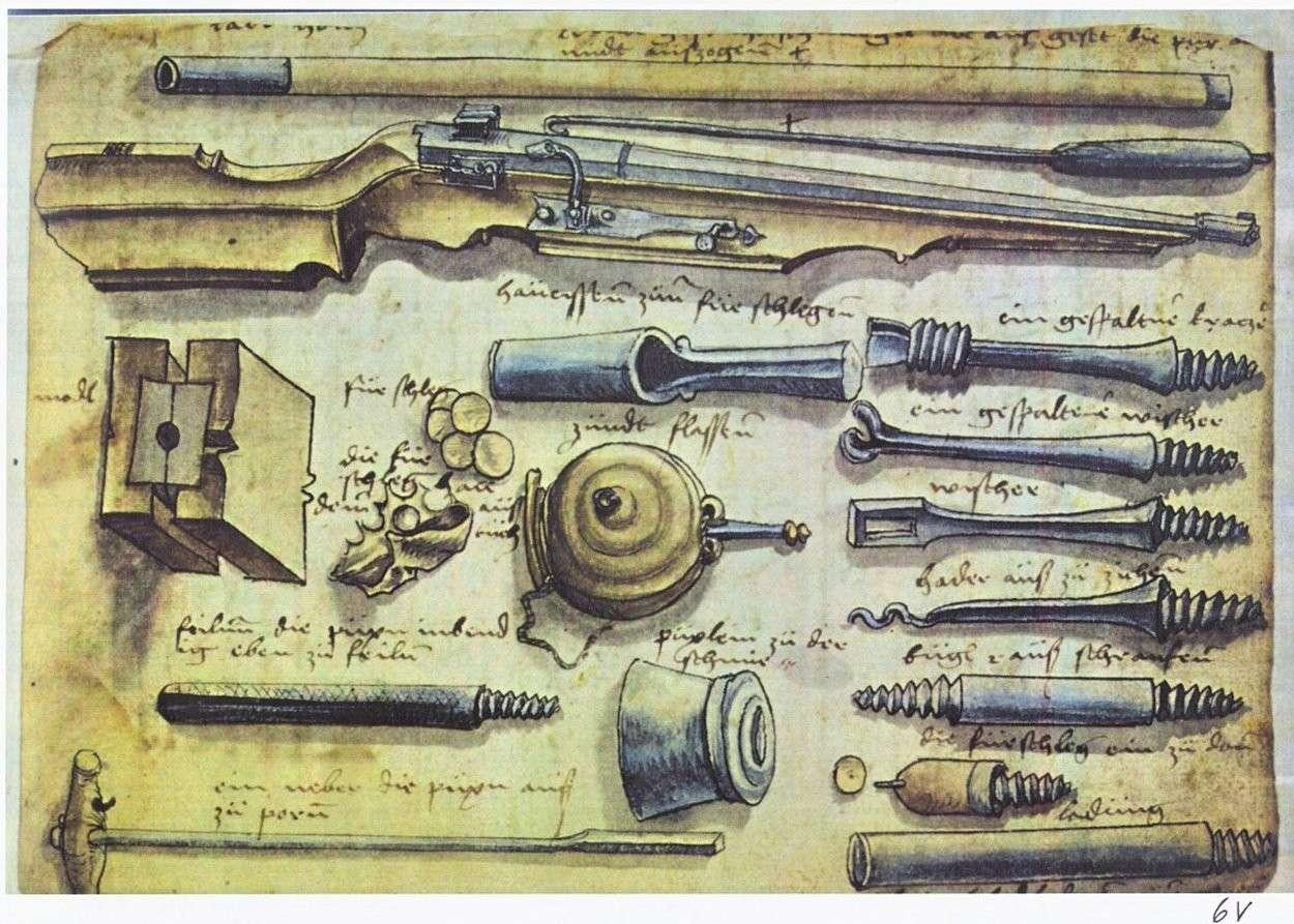 Corne à poudre, sac  à munition, boute feu ... FIN DU MYSTERE ? - Page 2 03_the10