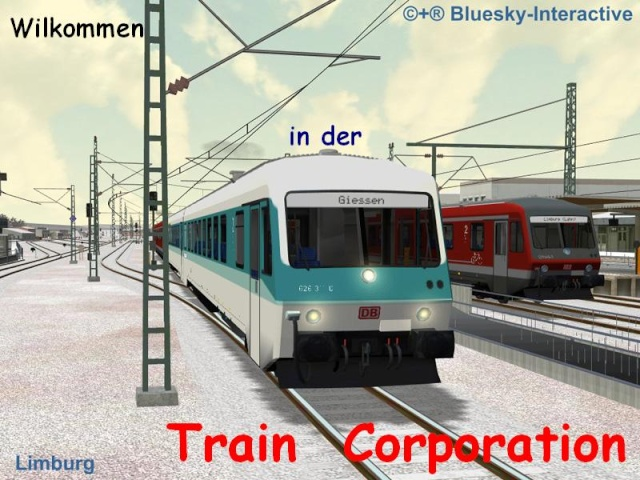 Train-Corporation ist Umgezogen