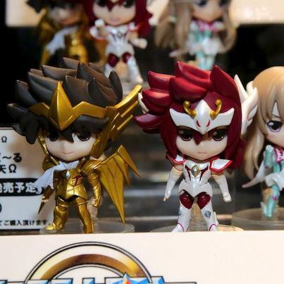 Saint Seiya Ω (Omega) Figurines en Capsule : Yuna, Koga et Seiya 59648_10